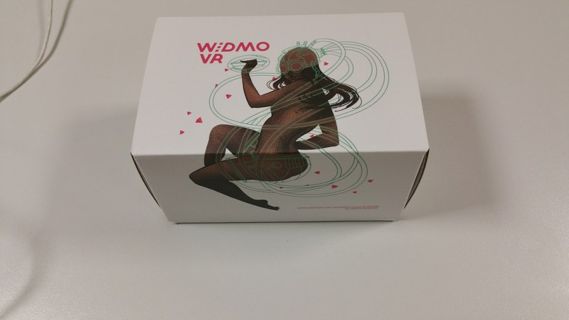 WIDMOvr VR review
