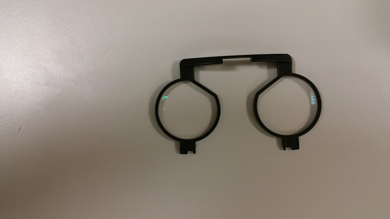 WIDMOvr VR glass lenses review