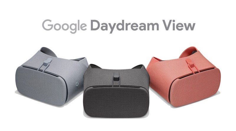 New Google VR Daydream View Pixel 2
