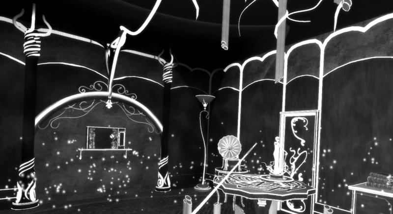 Tiny Bull Studios BLIND VR indie game