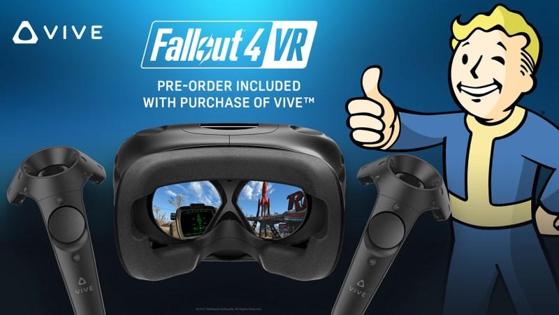 fallout 4 vr vive free