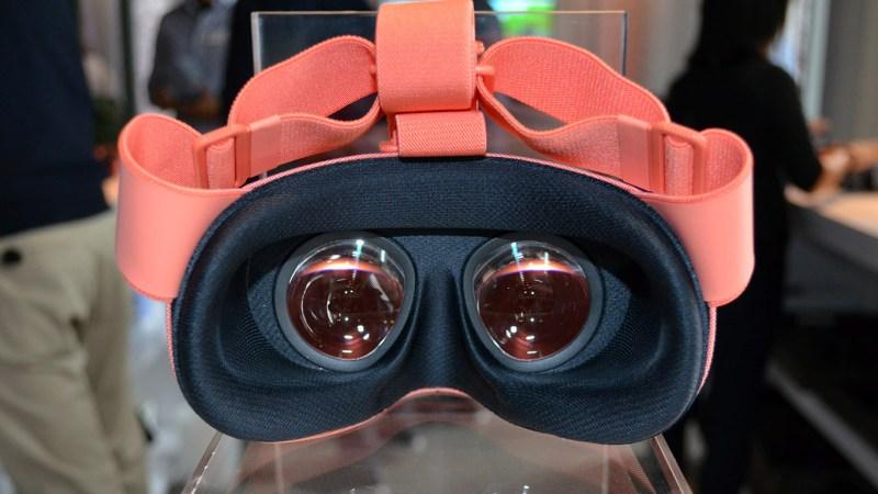 New Google VR Daydream View Pixel 2