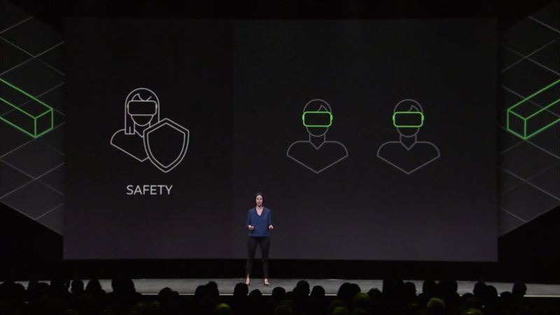 Oculus Connect 4 virtual reality roundup all harassment