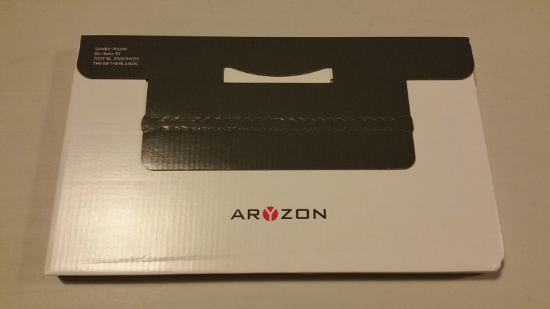 aryzon AR cardboard viewer review