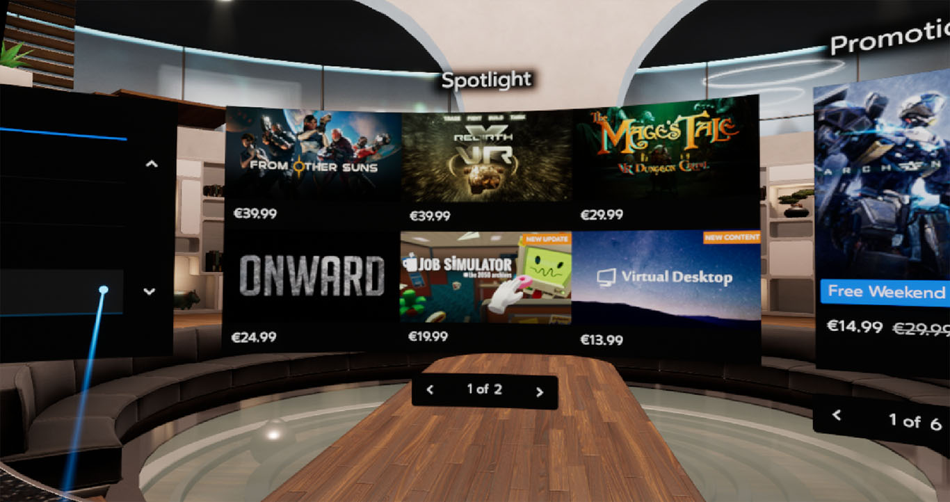 New Oculus Home and Dash complete review and how to - The