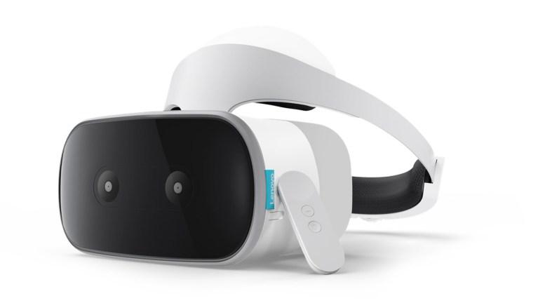 lenovo mirage solo google vr headset