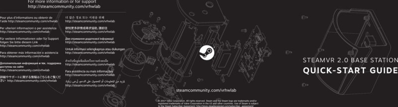 steamvr 2.0 users manual