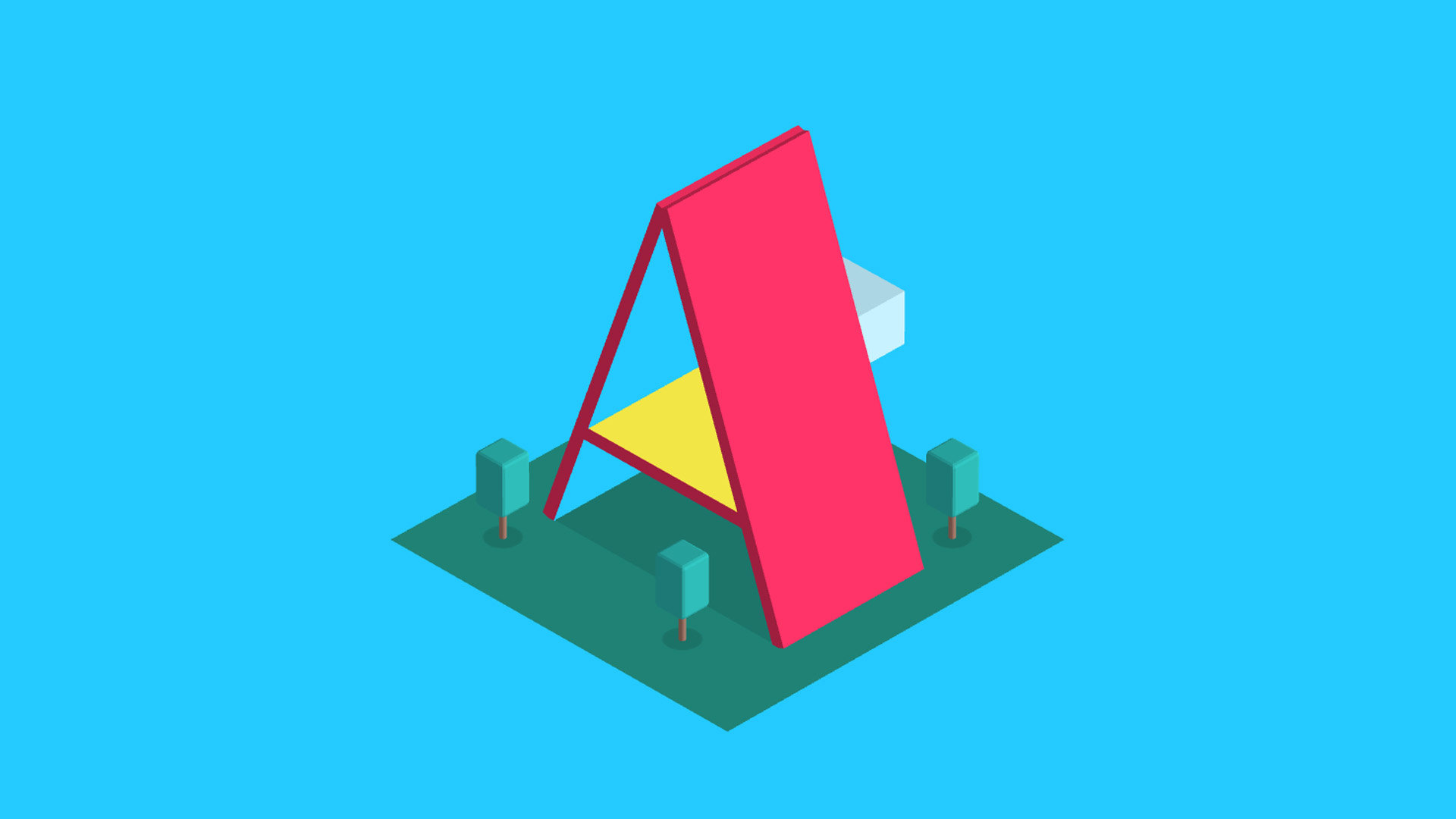The typical day of an A-frame developer - The Ghost Howls