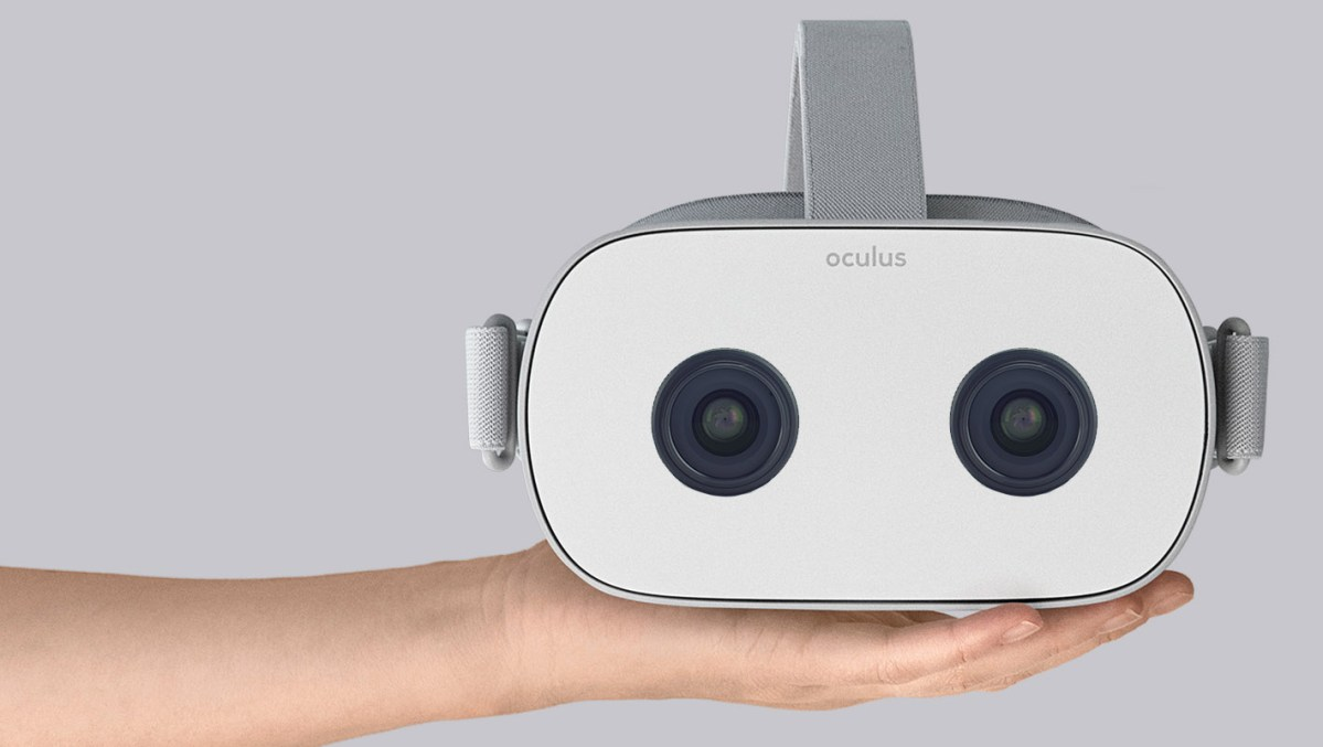 Exclusive rumor: is Oculus preparing to announce a new (mixed-reality) headset?