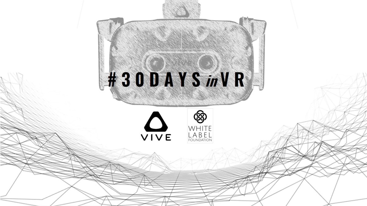 #30DaysInVR: how a guy is living 30 days in VR to make virtual reality better