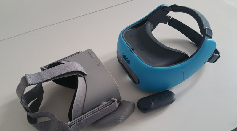 Oculus Go vs Vive Focus: which one to buy? - The Ghost Howls