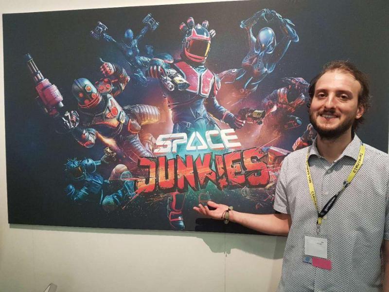 Ubisoft Space Junkies Gamescom 2018