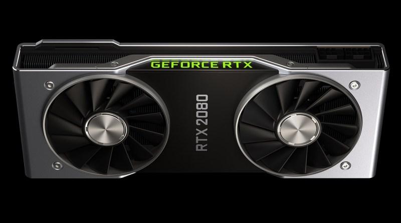 NVIDIA RTX 2080 VR