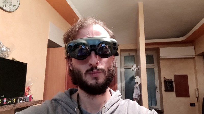 Magic Leap review first impressions