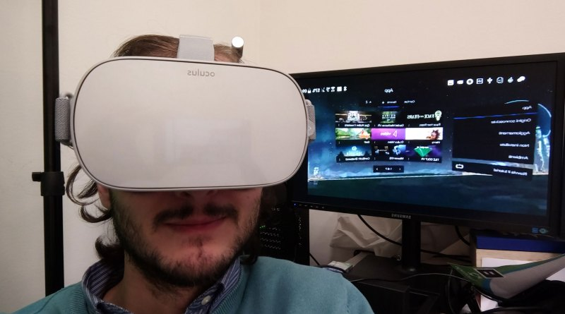 How to use Casting to stream your Oculus Go content to Phone