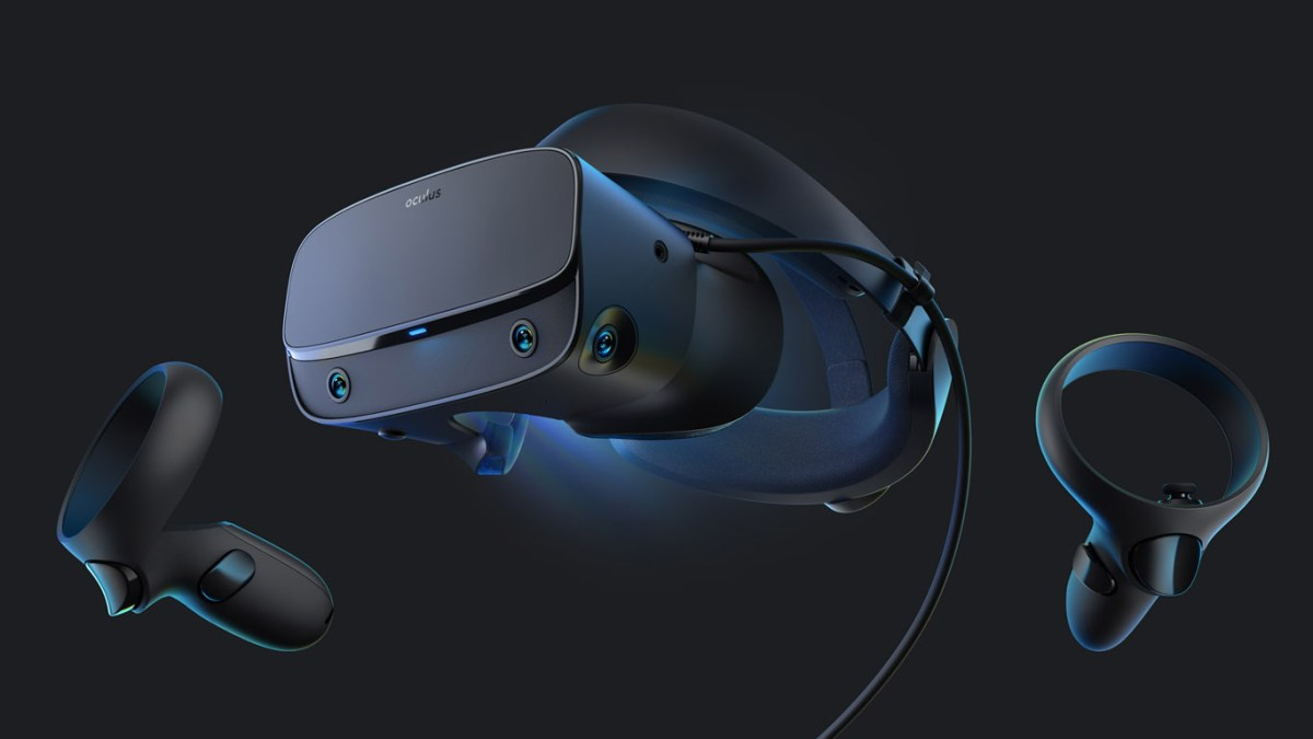 Oculus reveals the Rift S: all you need to know