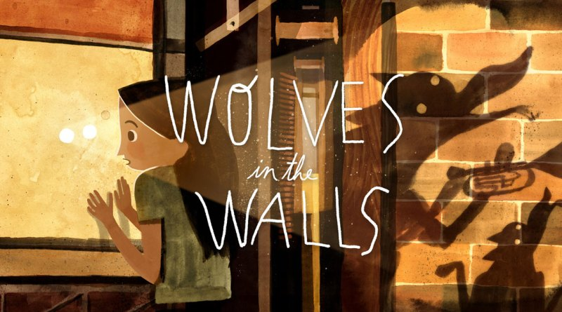 wolves in the wall review vr