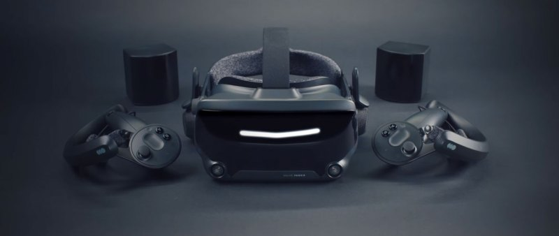 valve index and controllers