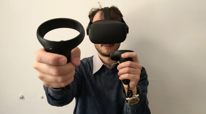 How to get started with Oculus Quest development in Unity - The