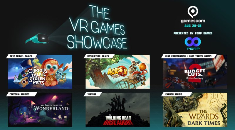 Experience 6 amazing indie VR games at the Gamescom VR