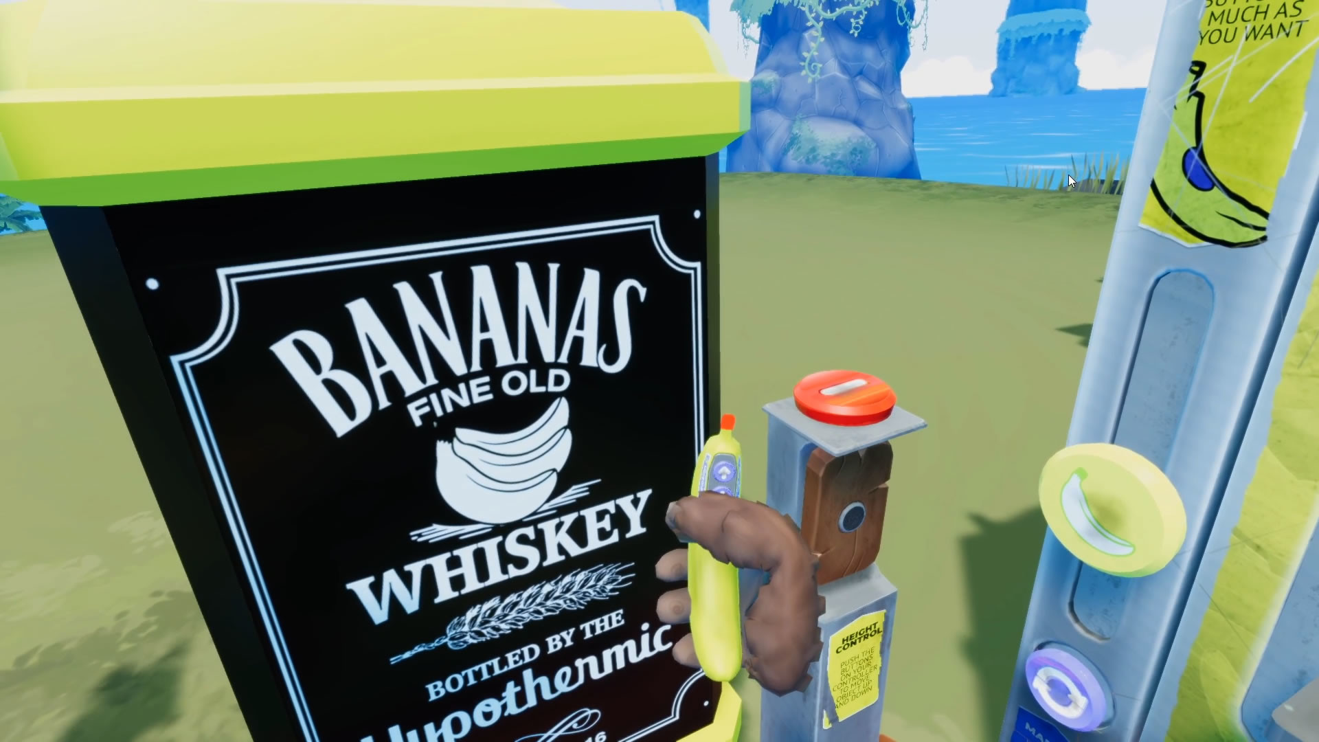 Banana For Scale review: a meme turned VR game - The Ghost Howls