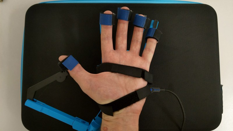 senseglove straps