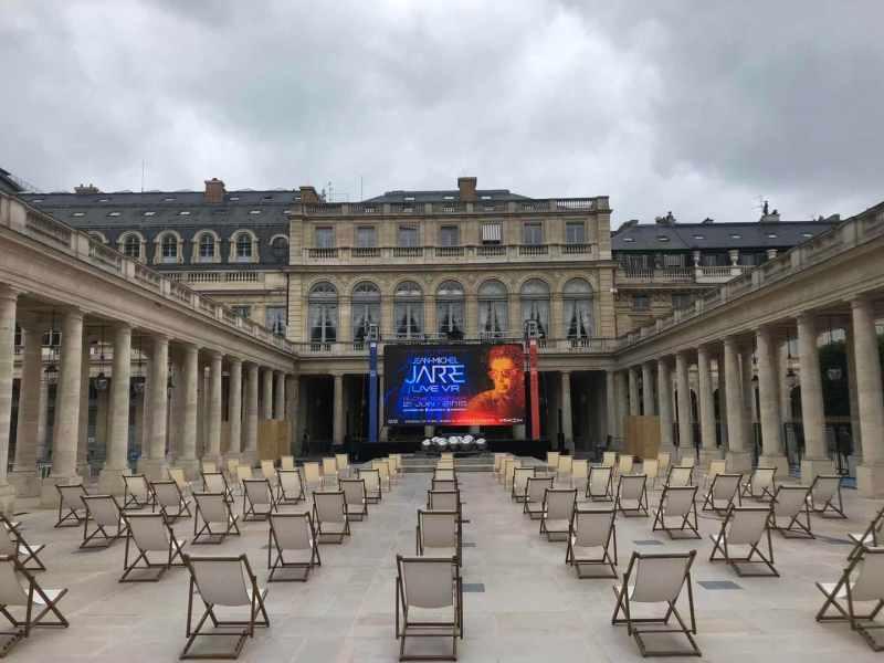vr festa da música grand palais