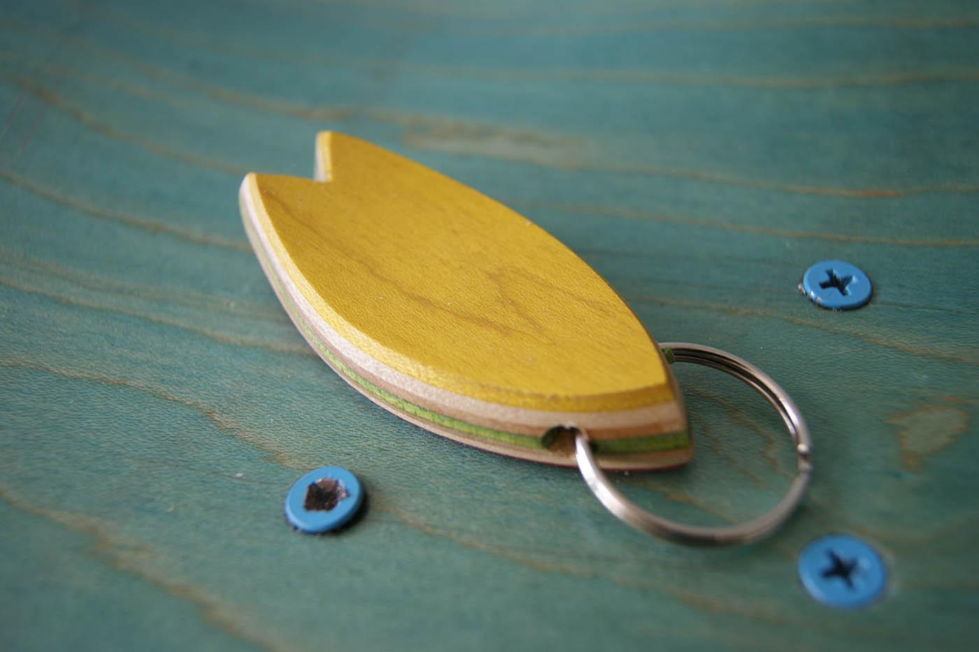 5-Skatan-LLC-Surfboard-Key-Chain-Skateboarding-Upcycling (55)