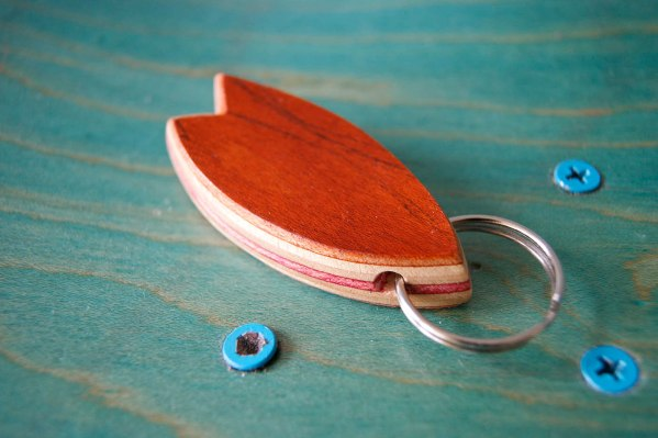 Skatan LLC – Surfboard Keychain Skateboarding Upcycling Shop