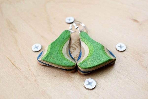 earrings special edition skatan llc12