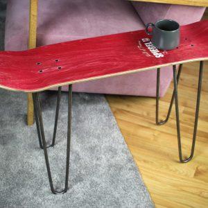 Upcycling Skateboard bänkaffär