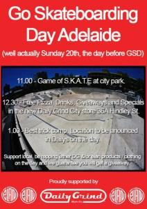 Go Skateboarding Day Adelaide 2010