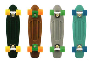 2012 Penny Organic Range - Biodegradable Skateboards
