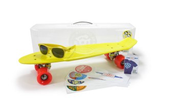 Stereo Vinyl Cruiser Yellow