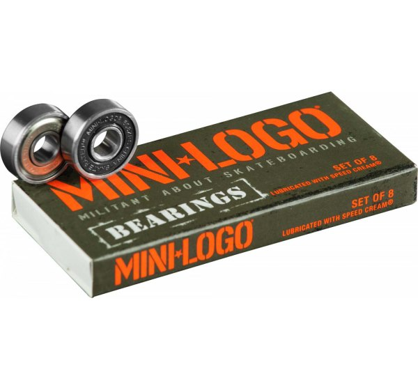 Mini-Logo Skateboard Bearings