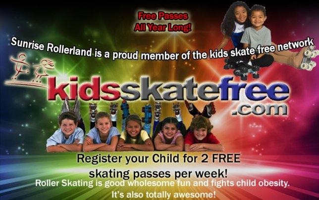 kidsskate free