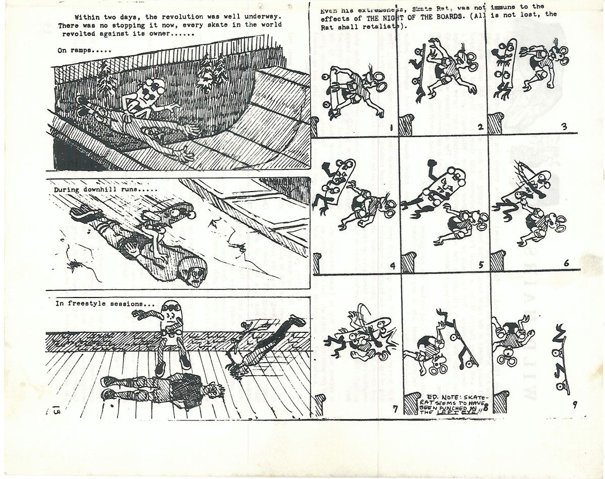 Skate Ripper #1, pages 14-15