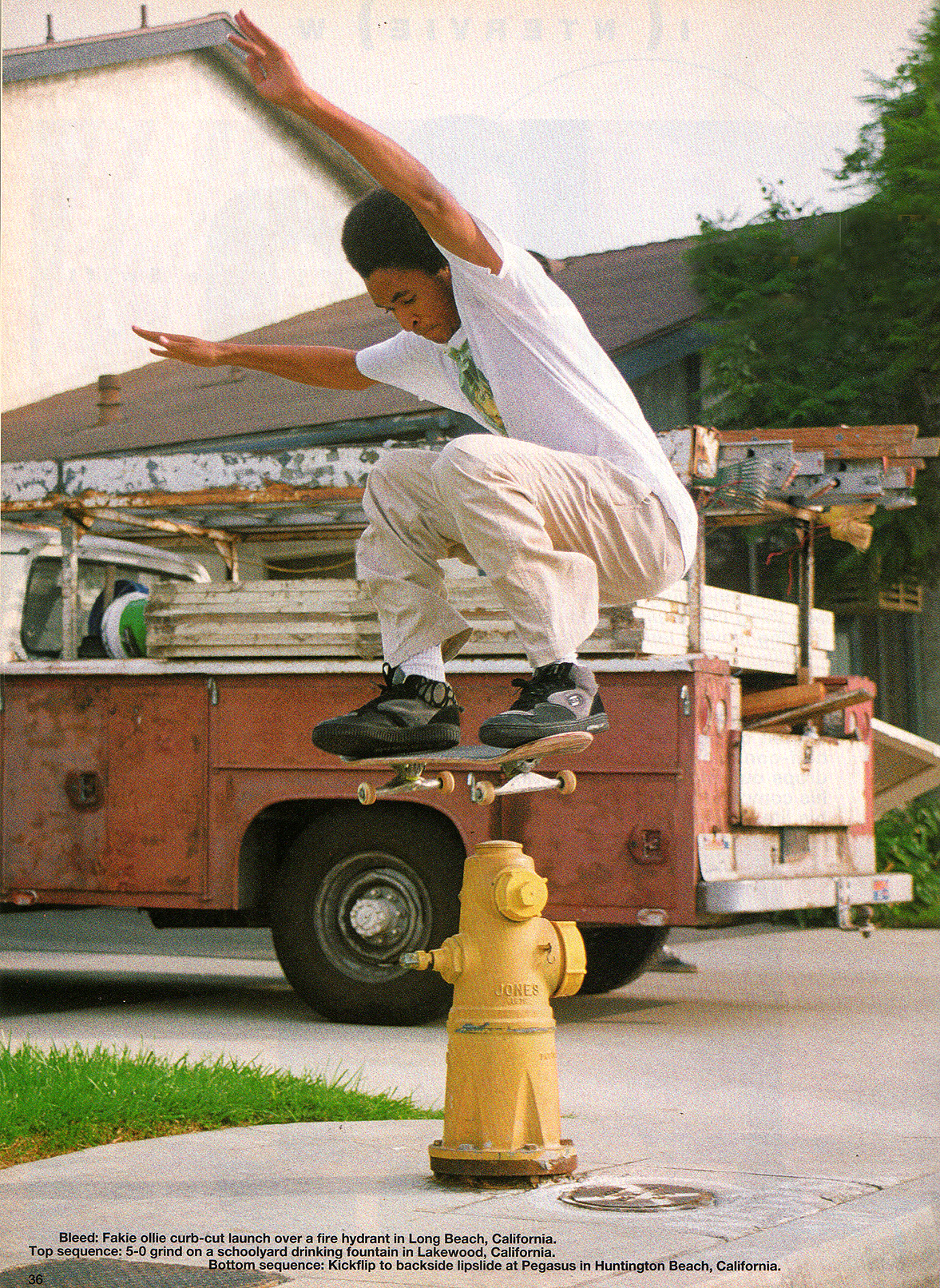 Check Out/Check In: Ron Chatman | TransWorld SKATEboarding