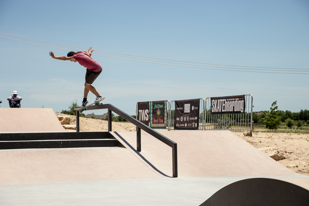 Marshal stinson back smith front the step up