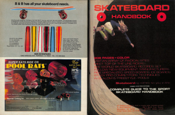 Skateboarder Magazine Volume 3 Issue 2 | TransWorld