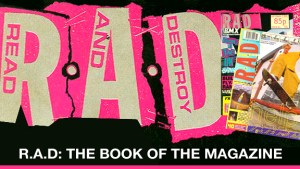 RAD BOOK MARQUIS