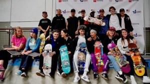 National skate team