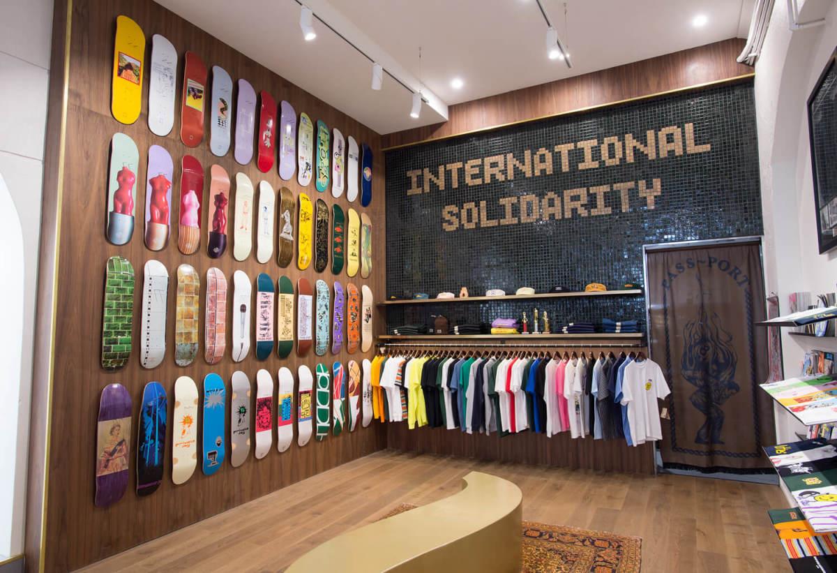 8dd008e18ba Pass~Port Store & Gallery Opens in Sydney   TransWorld SKATEboarding