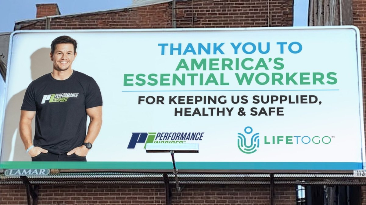 Mark Wahlberg and LifetoGo Join Forces To Donate 1.3 Million Face Masks to Schools | Transworld SKATEboarding
