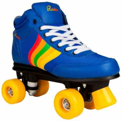 Rookie forever rainbow blauw-navy 1