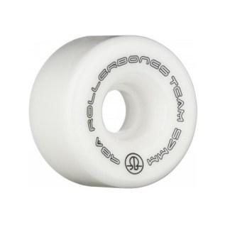 Rollerbones rolschaats wielen wit 8 stuks