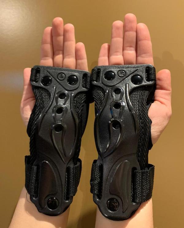 valbescherming handen