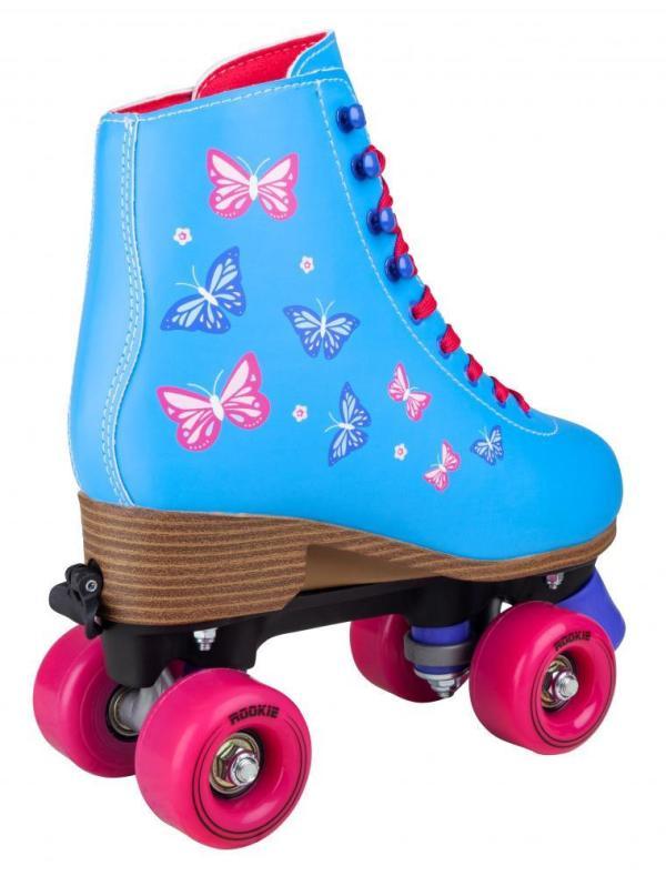 ROOKIE Blossom verstelbare rollerskates blauw