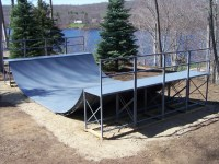 Rampage Skatepark Equipment: Backyard Skatepark Equipment