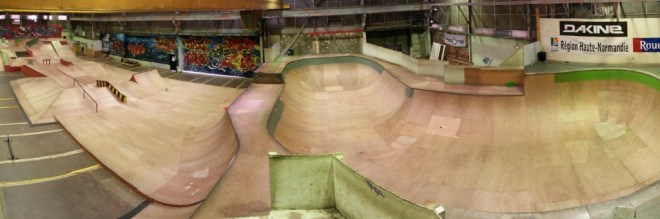 Skatepark de Rouen
